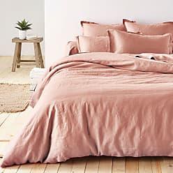Housses de couette en rose de plus de 23 marques jusqu 39 75 stylight - Housse de couette lin la redoute ...
