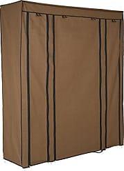 kleiderschr nke in braun 73 produkte sale bis zu 40 stylight. Black Bedroom Furniture Sets. Home Design Ideas