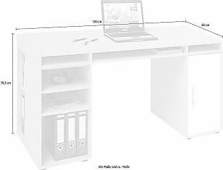 Melle Möbel schreibtische in weiß jetzt bis zu 30 stylight