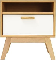 tables de chevet 193 produits jusqu 39 38 stylight. Black Bedroom Furniture Sets. Home Design Ideas