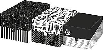 aufbewahrungsboxen in schwarz 96 produkte sale ab 4 42 stylight. Black Bedroom Furniture Sets. Home Design Ideas