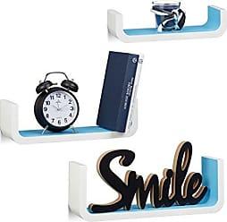 Wandboards in wei 31 produkte sale ab 18 10 stylight - Wandregal 10 cm tief ...