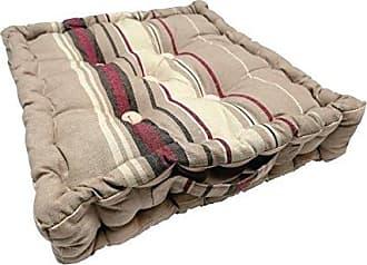 coussins de sol en gris 15 produits jusqu 39 29 stylight. Black Bedroom Furniture Sets. Home Design Ideas