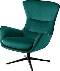 Sessel in blau 422 produkte sale bis zu 29 stylight for Sessel petrol samt