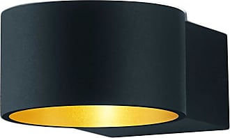 Wandleuchte Schwarz Gold ~ Wandleuchte schwarz gold elegant with wandleuchte schwarz gold