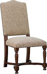 Uttermost Pierson Textured Linen Accent Chair