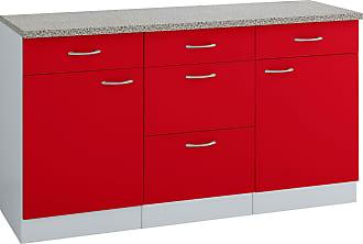 unterschr nke in rot jetzt bis zu 30 stylight. Black Bedroom Furniture Sets. Home Design Ideas