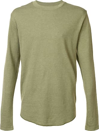 longsleeved ribbed T-shirt - Green 321 Buy Cheap With Credit Card Shopping Online High Quality Many Kinds Of For Sale Sast Sale Online Get Authentic Online 27k0DFcT