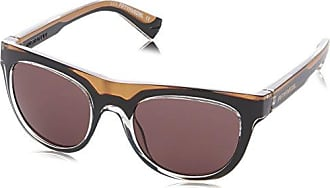 Eyelevel Herren Wayfarer Sonnenbrille, Gr. One size, Silber - Silver Effect