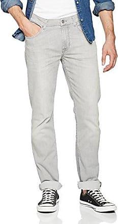 Larston, Jeans para Hombre, Gris (Dove Grey), W32/L36 (32/36) Wrangler