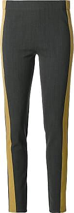 Pantalon Avec Des Bandes Contrastées - Gris Afvandevorst hDINrwwvE8
