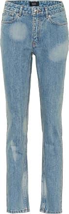 Jeans Droit aus Baumwolle A.P.C.