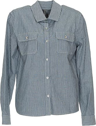 A.p.c. Woman Metallic Striped Woven Silk-blend Shirt Ecru Size 34 A.P.C. Sale Marketable Outlet With Credit Card How Much For Sale Looking For For Sale Buy Cheap Big Sale z8Y7UZ3