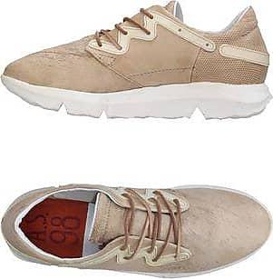 Chaussures De Sport As98 Couche D'or / Gris Clair / Couleur / Blanc Mixtes iRKjYQl