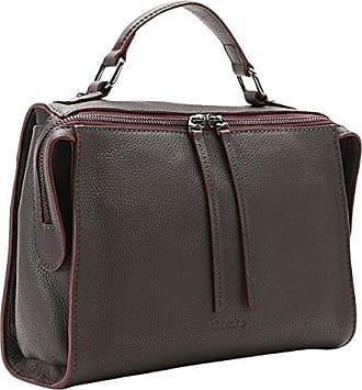 Handtaschen Damen, Color Schwarz, Marca, Modelo Handtaschen Damen Anatolia Schwarz Abbacino