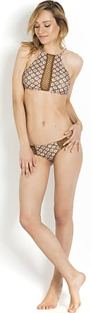 Acacia Swimwear Haut de Bikini tressé entre-seins ACACIA Daisy Block - Malibu Réduction De Dégagement Moins De 70 Dollars authentique AkeChI
