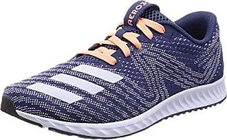 adidas Damen Kanadia 8.1 TR Traillaufschuhe, Blau (Indnob/Tinorc/Aeroaz 000), 38 2/3 EU