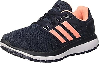 adidas Ultra Boost, Chaussures de Running Entrainement Femme, Multicolore (Night Navy/Night Navy/EQT Pink), 38 2/3 EU