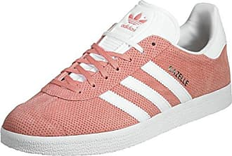 adidas Originals Gazelle W Ash Pearl S18/Ftwr White/Linen, Schuhe, Sneaker & Sportschuhe, Sneaker, Pink, Female, 36