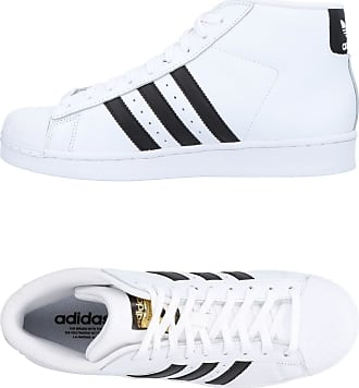 Chaussures De Sport Rayées Bas Blanc / Bleu (41,42,43,44,45)
