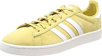U Walee a, Zapatillas para Hombre, Amarillo (Ochre Yellow), 44 EU Geox