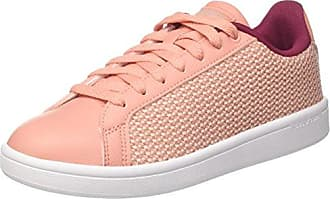 adidas CF Advantage Cl W, Chaussures de Running Femme, Multicolore (Trace rose F17/Trace rose F17/Mystery Ruby F17), 38 2/3 EU
