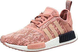 Damen Iniki Runner W Sneakers, Pink (Raw Pink F15/Core Black/FTWR White), 38 EU adidas