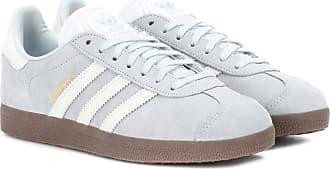 Chaussures De Sport Pour Les Femmes En Vente, Gazelle, Rose, Suède, 2017, 8,5 - Uk 7 - Eu 40 - J 255 - Chn 250 Adidas