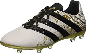 adidas X 17.2 FG, Chaussures de Football Homme, Multicolore (FTWR White/Energy Blue/Clear Grey), 42 2/3 EU