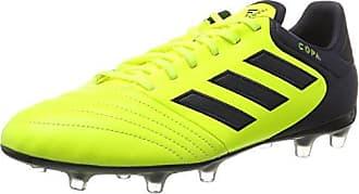 adidas X 17.3 FG, Chaussures de Football Homme, Multicolore (Cblack/Cblack/Supcya Cp9193), 47 1/3 EU