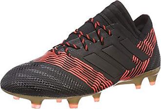 adidas Nemeziz Tango 17.4 in Sala, Chaussures de Football Homme, Noir (Cblack/Cblack/Solred Cblack/Cblack/Solred), 41 1/3 EU