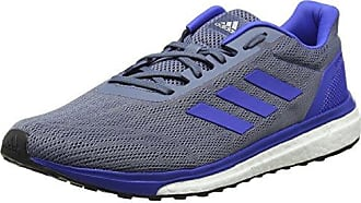 adidas Response Lt, Chaussures de Running Compétition Homme, Bleu (Blue Night/Blue Night/Solar Yellow), 40 EU