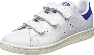 Stan Smith, Chaussures de Gymnastique Homme, Blanc Cassé (Chalkwhite/Chalkwhite/Chalk Pearl S18), 42 2/3 EUadidas