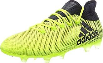 adidas Copa 17.2 SG, Chaussures de Football Entrainement Homme, Jaune (Solar Yellow/Legend Ink/Legend Ink), 45 1/3 EU