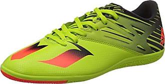 Adidas X 16.3 Court J, Botas de Fútbol para Niños, Rojo (Rojsol/Negbas/Rojsol), 38 2/3 EU