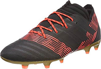 adidas Nemeziz 17.2 FG, Chaussures de Football Homme, Multicolore (Legend Ink F17/Solar Yellow/Energy Blue S17), 41 1/3 EU