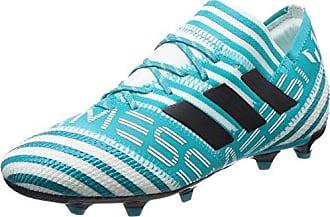 adidas Unisex-Kinder Ace 17.3 AG Fußballschuhe, Blau (Energy Aqua/Footwear White/Legend Ink), 30 EU