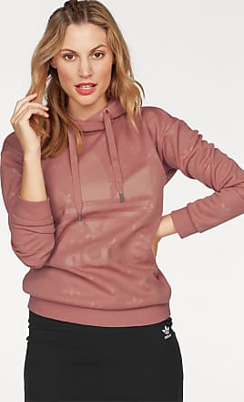 Kapuzensweatshirt »HOODED SWEAT«, rosa, altrosa adidas Originals