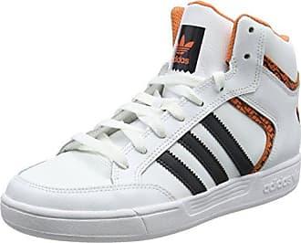 Varial II Mid, Sneaker Uomo, Bianco (Blanc (Ftwr White/Core Black/EQT Blue S16)), 44 EU adidas