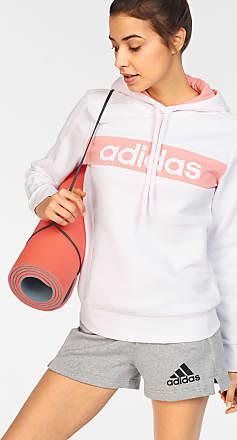 Sweatshirt »OSR W LINEAR HD«, weiß, weiß adidas Performance