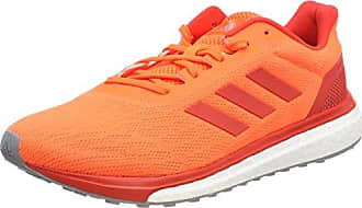 adidas Essential Fun II W, Chaussures de Gymnastique Femme, Orange (Arancione Real Coral S18/Ftwr White/Hi-Res Orange S18 Real Coral S18/Ftwr White/Hi-Res Orange S18), 36 2/3 EU