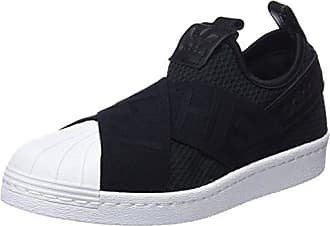 adidas Courtvantage Slip, Scarpe Low-Top Donna, Multicolore (Midgra/Midgra/Midgra), 36 2/3 EU