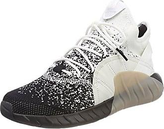 Chaussures Adidas Lacées Noir / Blanc Eu 40 2/3 Promodel (uk 7) à vendre 2014 Jd7ui4Au
