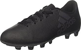 Adidas X 17.4 FxG, Zapatillas de Fútbol para Hombre, Negro (Cblack/Cblack/Supcya Cblack/Cblack/Supcya), 44 EU adidas