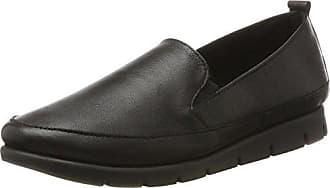 Damen Fast Lane Velvet Slipper, Schwarz (Black Black), 39.5 EU Aerosoles