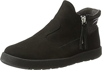 Ship in Mix Nubuck - Mocasines Mujer, Negro (Black/Black), 39 EU (5.5 UK) Aerosoles