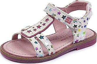 Agatha Ruiz de la Prada 182920, Zapatillas para Niñas, Varios Colores (Vaquero/Caras/Lona/Estampado), 26 EU