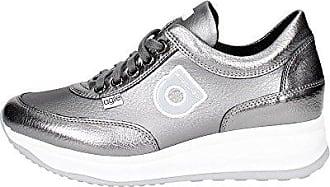1304-1 Niedrige Sneakers Damen Schwarz 39 Agile by rucoline 0IXTV8
