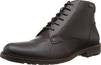 Yarden Mid - Zapatos de cordones para hombre, color Beige (Natural Ltr), talla 40 Aigle