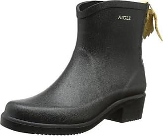 Aigle Chantebelle - Botas de agua, talla: 35, Color Negro (Schwarz (Noir))